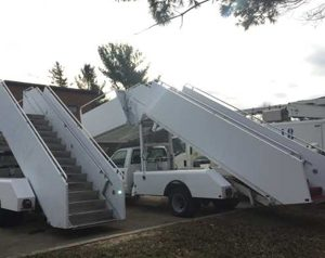 Stairs/passenger